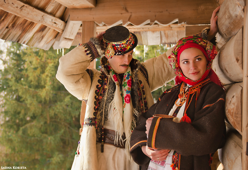 Ukrainian folk traditions