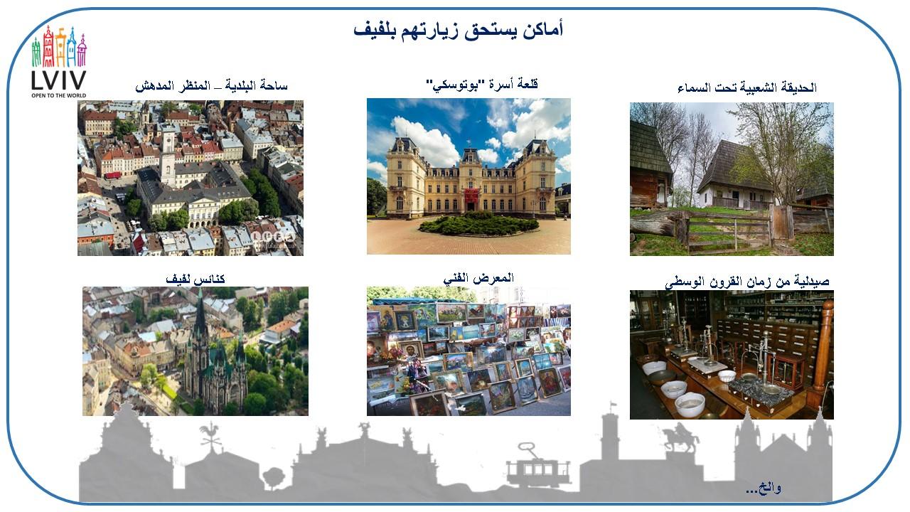 few MICE ideas for Lviv (Ukraine)