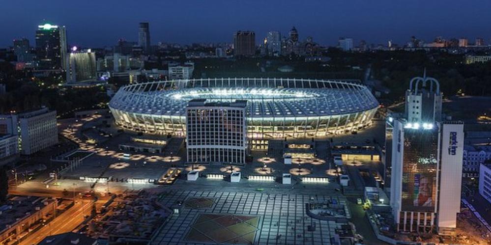 NSK Olimpiyskiy stadium, Kyiv