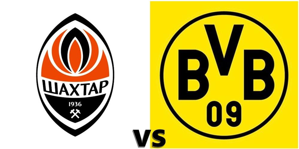 Shakhtar vs. Borussia Dortmund