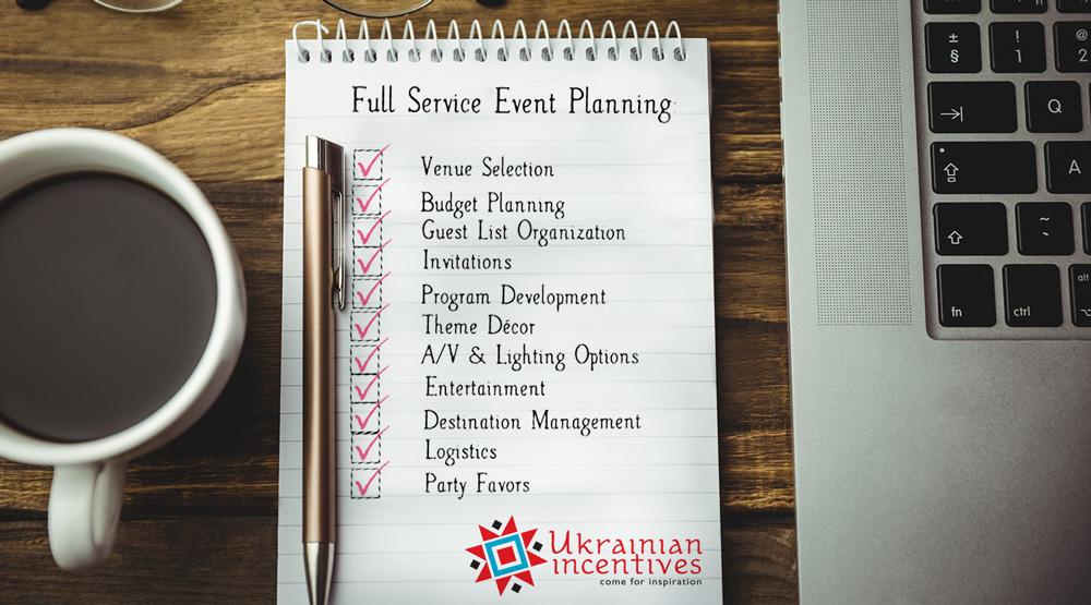 plan event